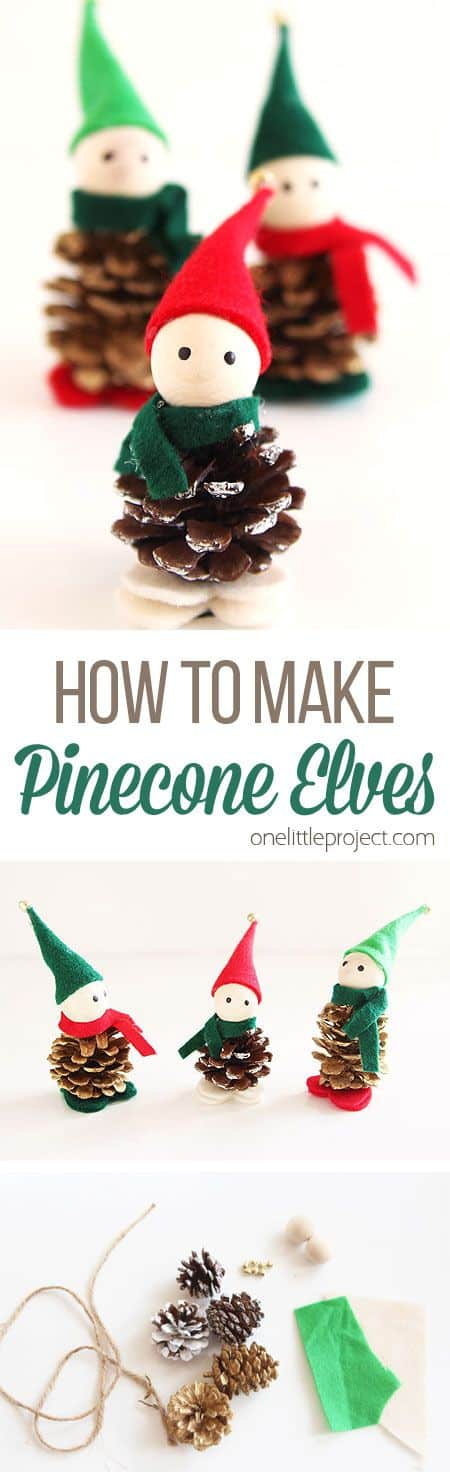 pinecone-elves
