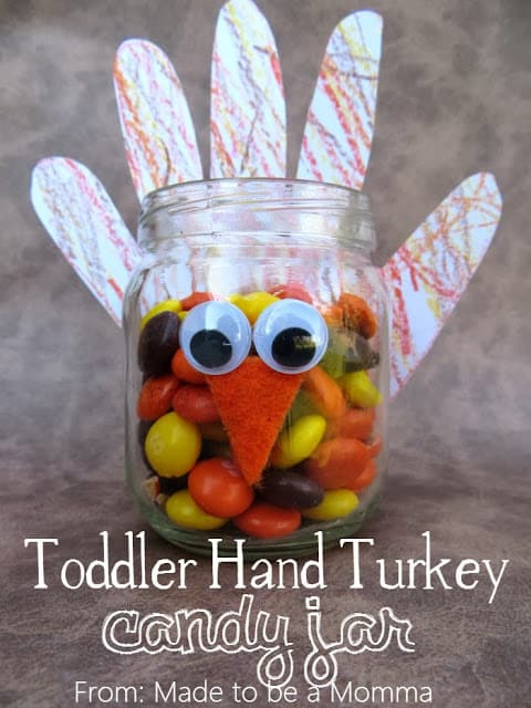 turkey-candy-jar