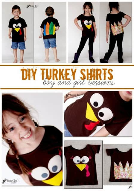 diy-turkey-shirts-for-boys-and-girls