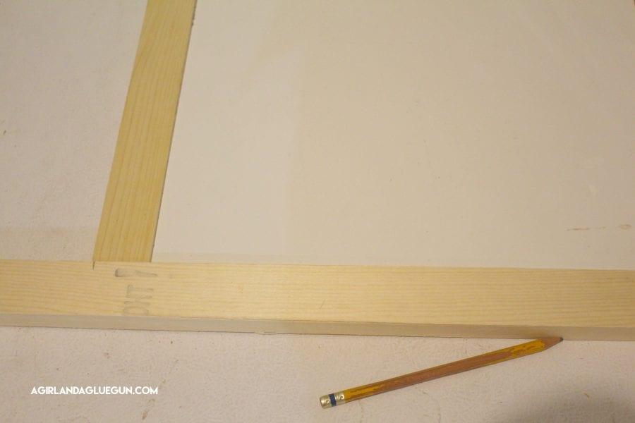 how-to-make-a-chunky-frame