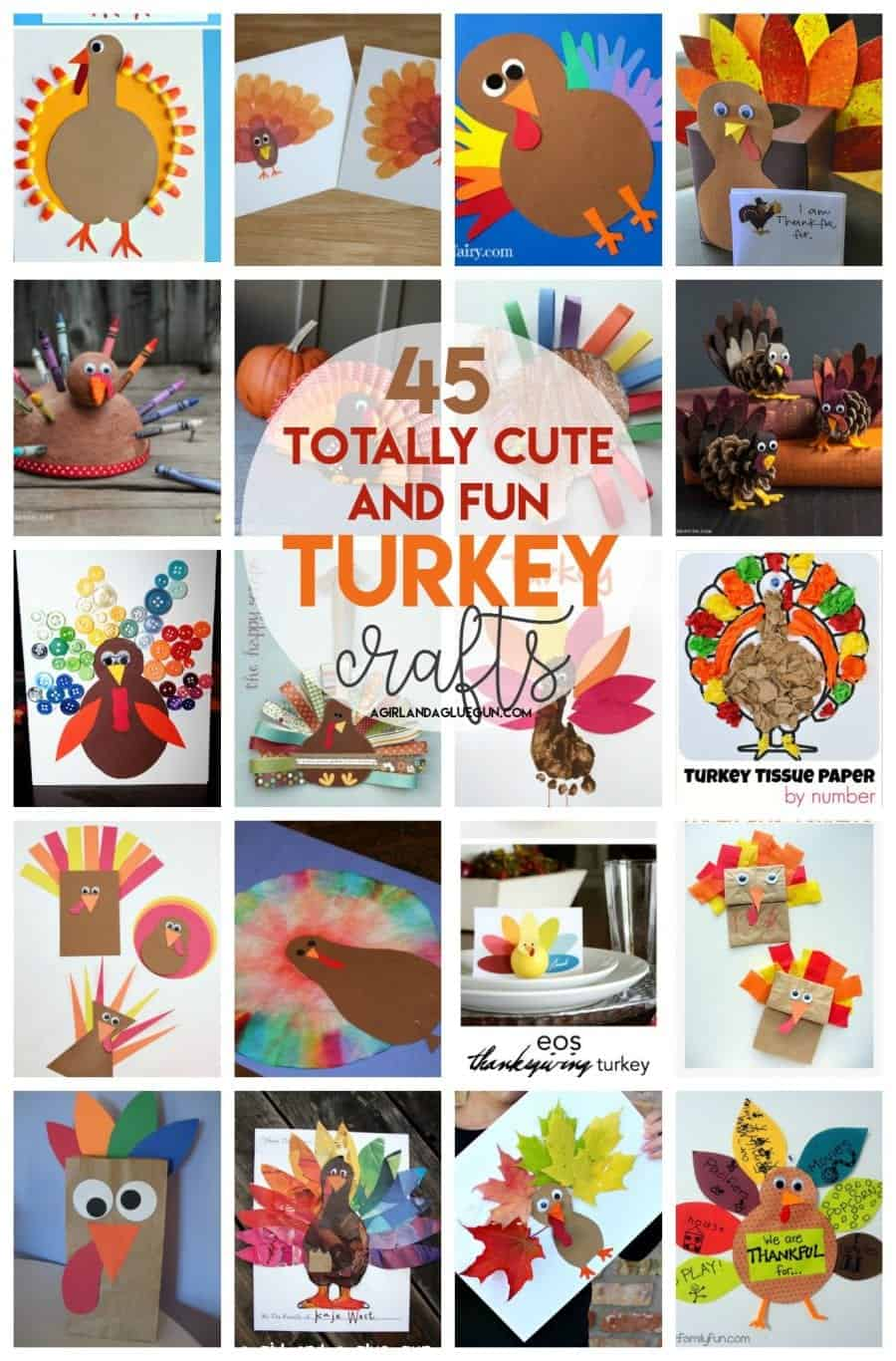 over-45-super-cute-and-totally-fun-turkey-crafts-such-an-adorable-roundup-for-thanksgiving