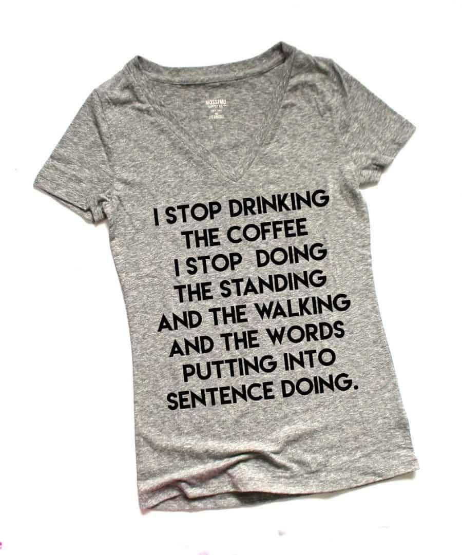 sentence-doing