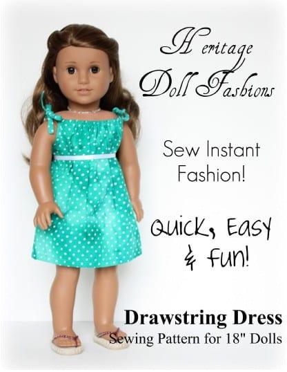 drawstring_dress_pattern_for_ag_dolls