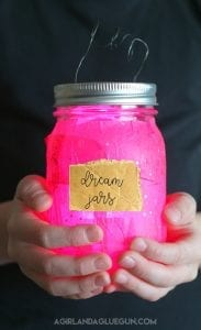 The BFG Movie Dream Jars