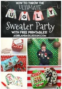 How to throw the ultimate Ugly Sweater Party