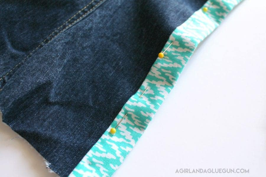 how-to-pin-on-binding