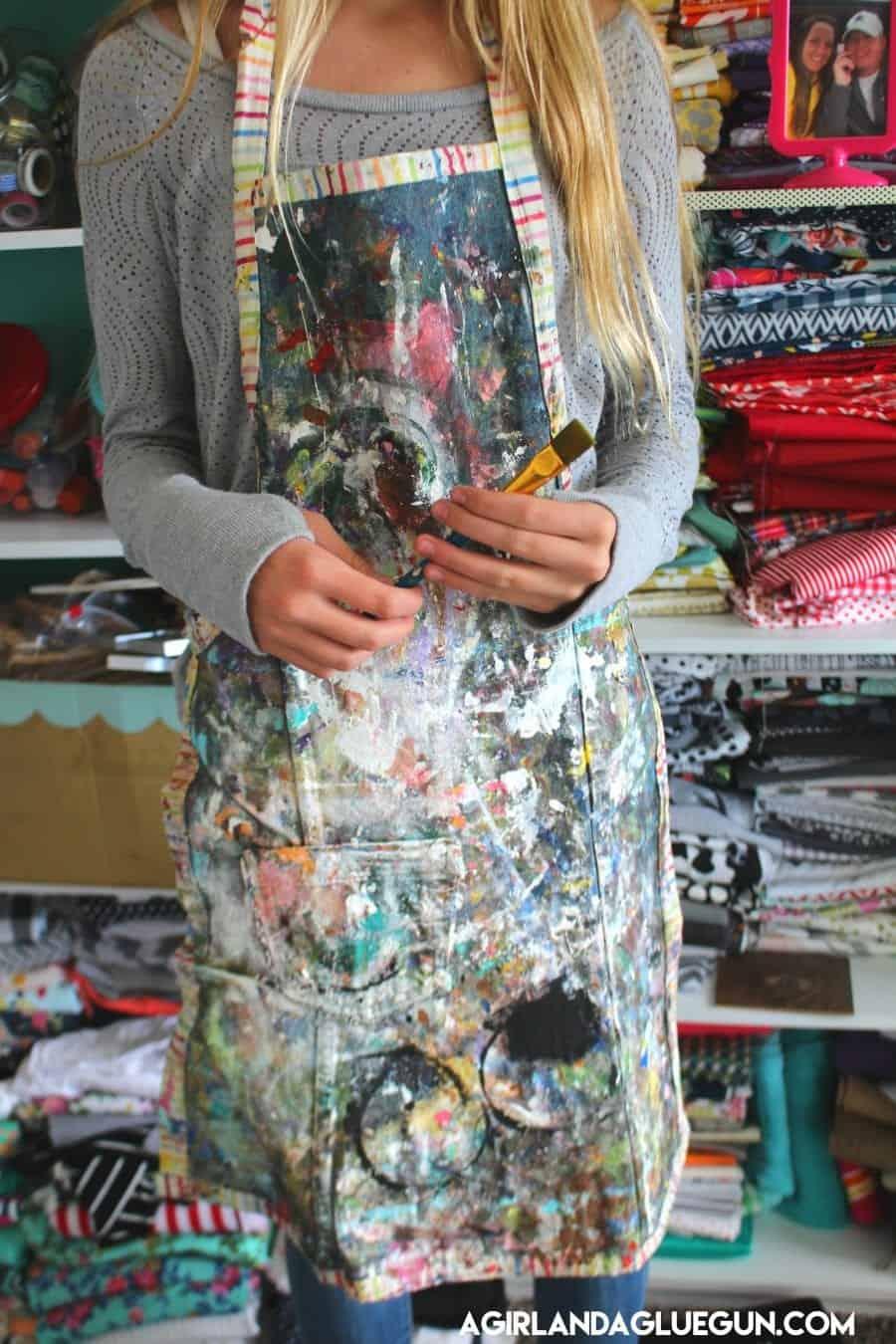 paint-apron