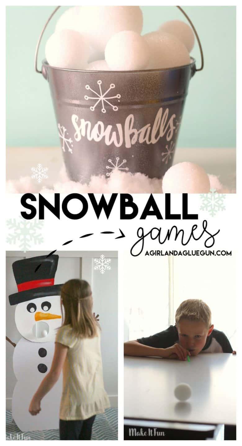 snowball-games