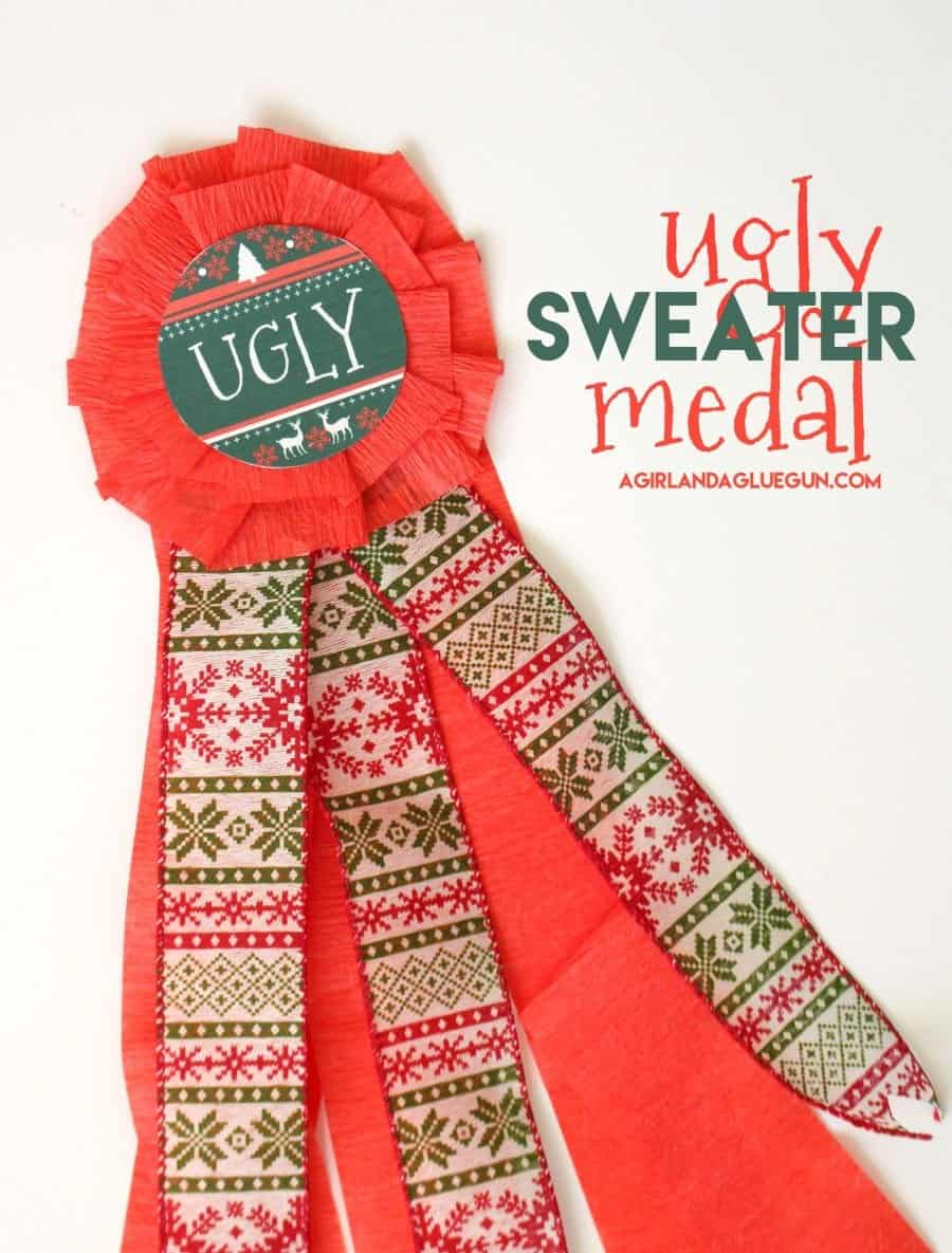 ugly-sweater-medal
