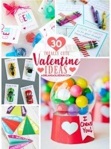 30 Valentines Roundup