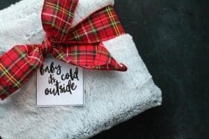 Easy neighbor gift with free printables!