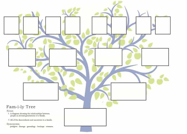 family-tree-printable