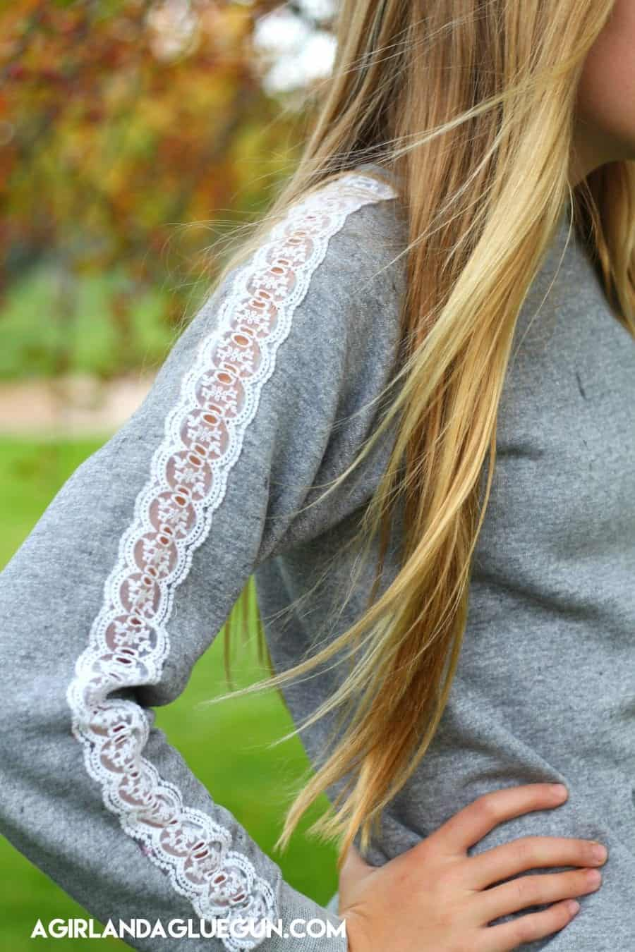 lacy sleeve 5