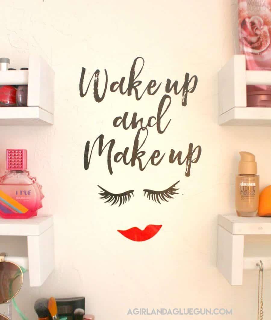 makeup vinyl