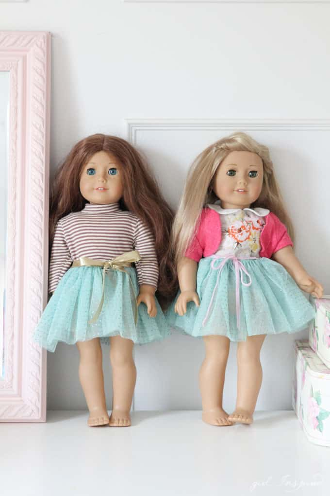 American Girl Doll Diy Clothes And Accessorizes That You Can Diy A Girl And A Glue Gun