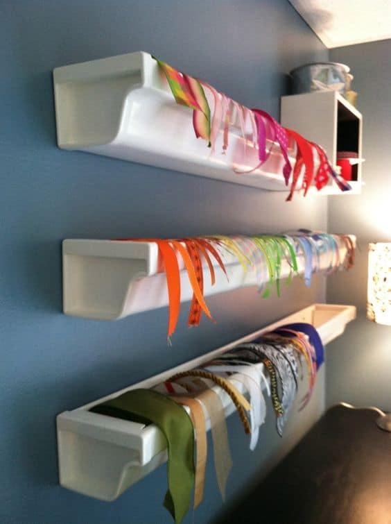 Ribbon Storage Roundup A Girl And A Glue Gun