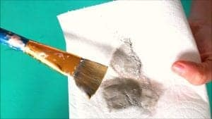 Craft tip tuesday–give paintbrushes a second life!