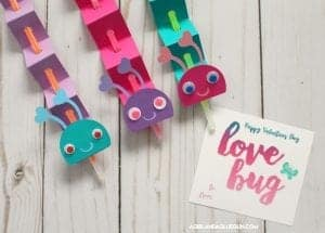 Love bug Valentine