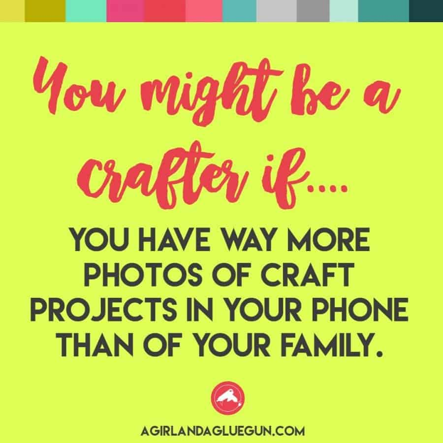 Funny Craft Memes Round 3 A Girl And A Glue Gun