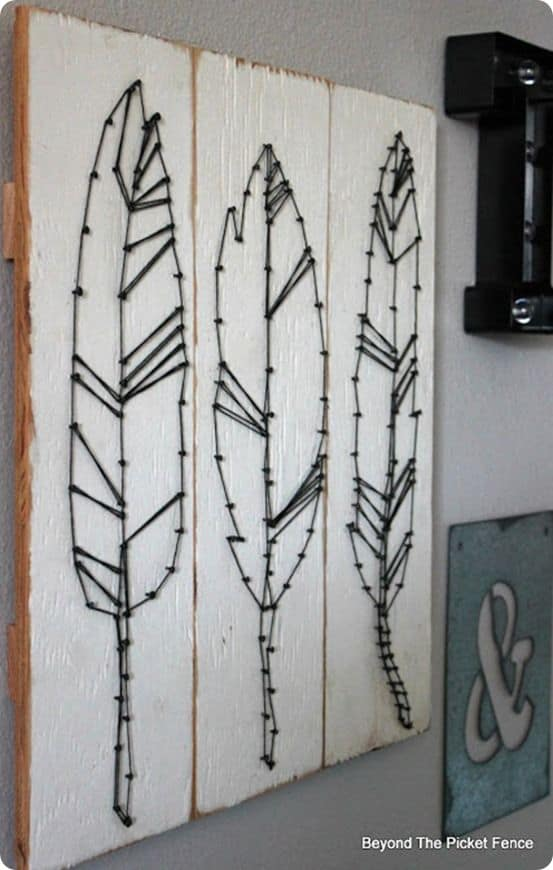 String Art Roundup A Girl And A Glue Gun