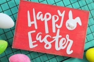Free Easter cut files!