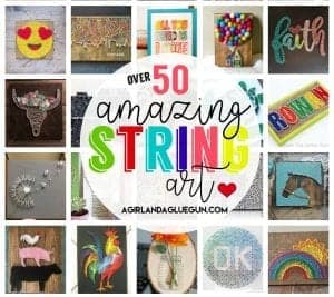 String art roundup