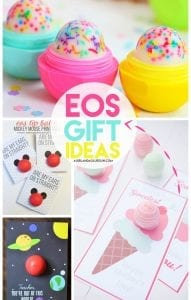 20 EOS Gift ideas