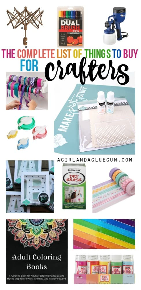 AMAZON GIVEAWAY! - A girl and a glue gun