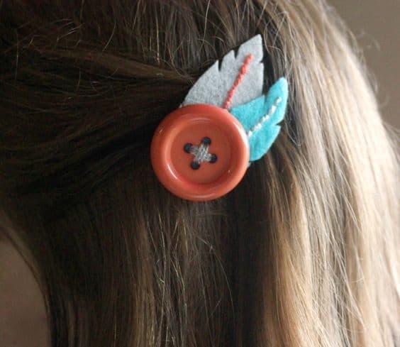 35 Button Crafts A Girl And A Glue Gun