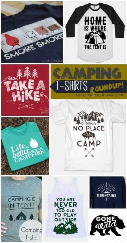 Throwback Thursday Camping A Girl And A Glue Gun