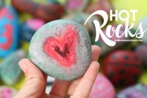 Hot Rock-Fun Kid's activity