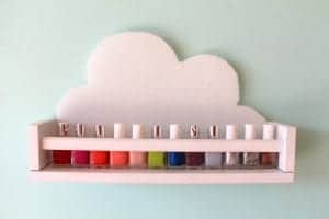 Cloud Diy Shelf!