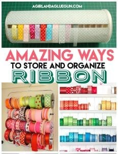 ribbon storage roundup