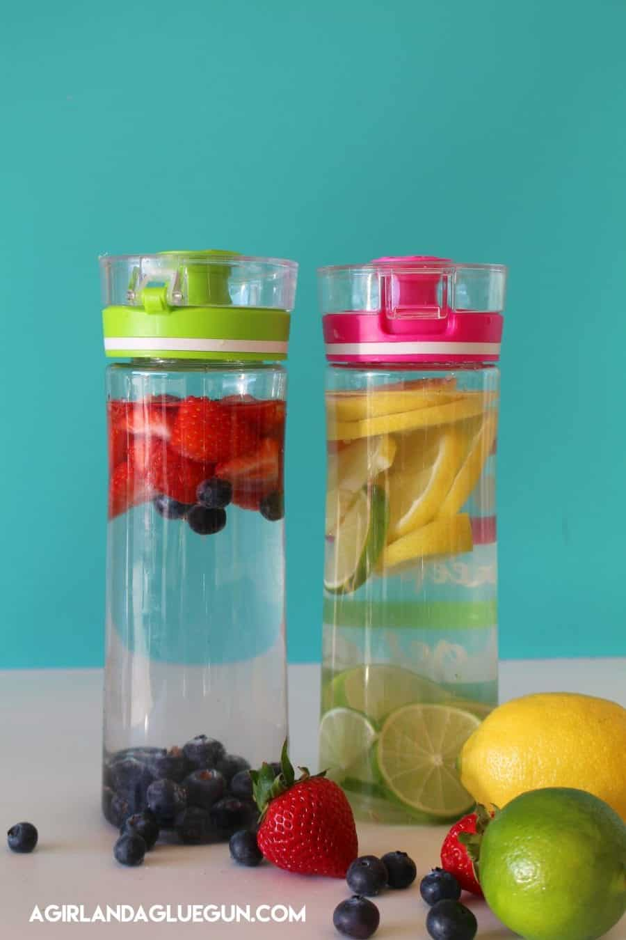 Motivational Water Bottle And The Best Filtered Water A Girl And A - Best filtered water bottle