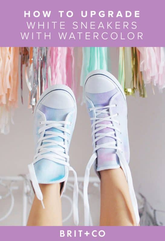 fun ways to decorate your sneakers