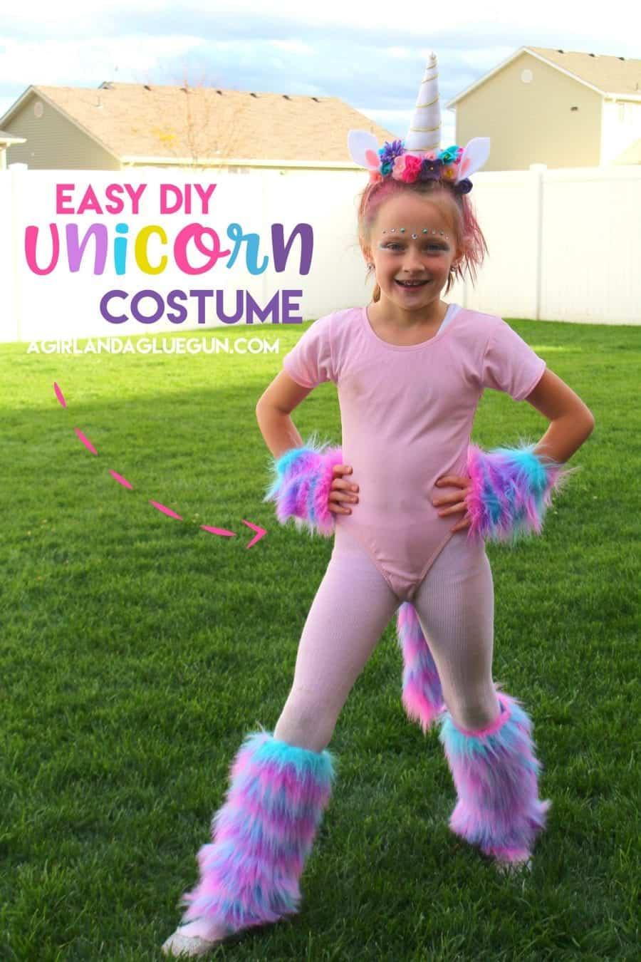 Unicorn costume diy a girl and a glue gun about the author solutioingenieria Choice Image