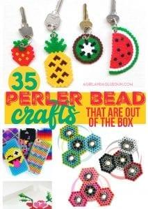 Perler Bead Roundup