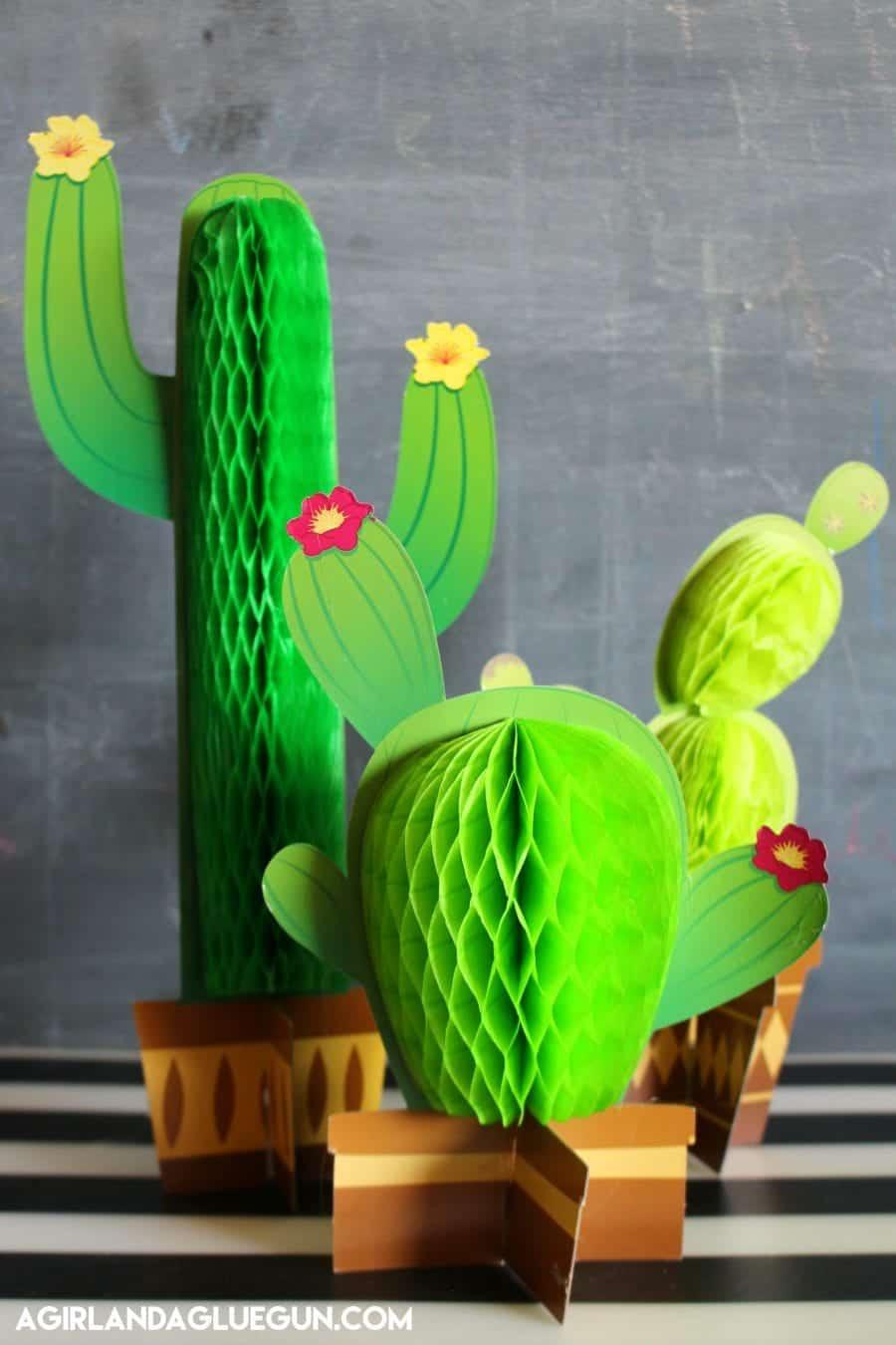 Cactus Diy Roundup A Girl And A Glue Gun
