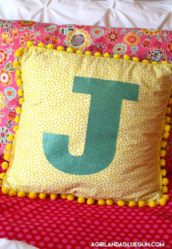 dsc and stencils pillows pillow covers paint initial diy with