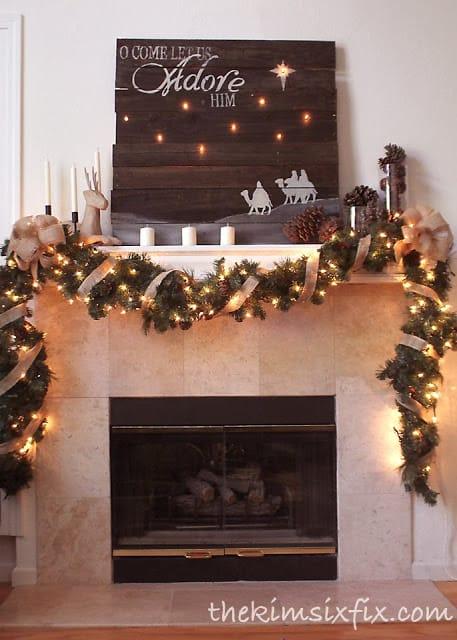 christmas signs - Lighted Christmas Signs