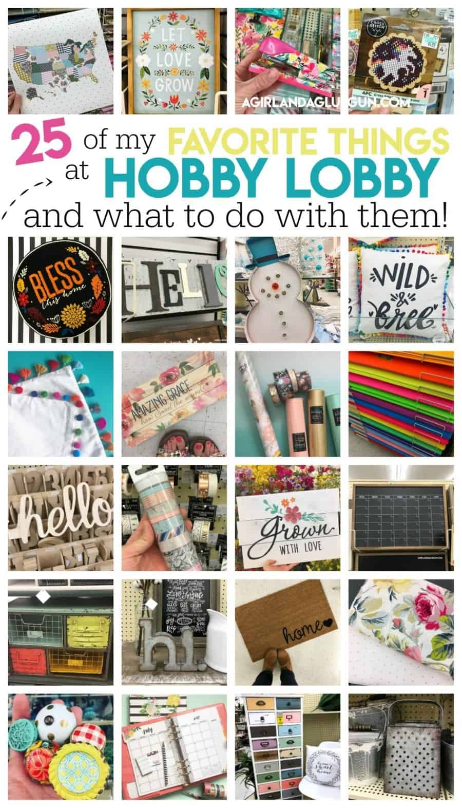 1d534ca24b7f1 ... big that I still stumble upon some awesome finds that I didn t know  were there! So today I thought I would share my top 25 favorite Hobby Lobby  finds!