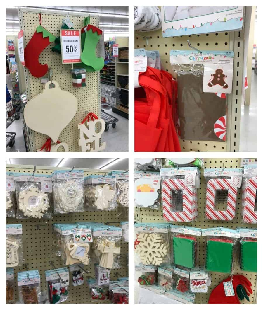 i love all the options they have at hobby lobby and everything is included all these fun christmas projects to do during the holidays - Hobby Lobby Christmas Wrapping Paper