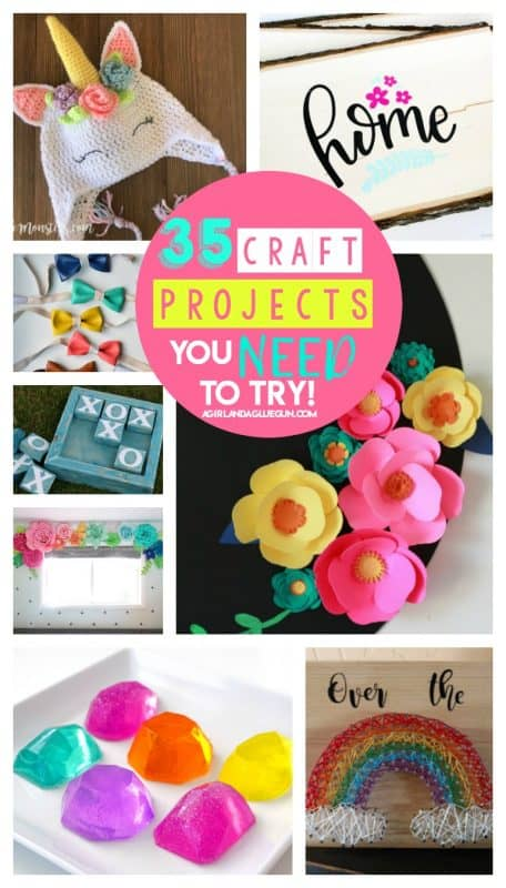 35 Amazing Projects You Need To Try This Year A Girl And A Glue Gun