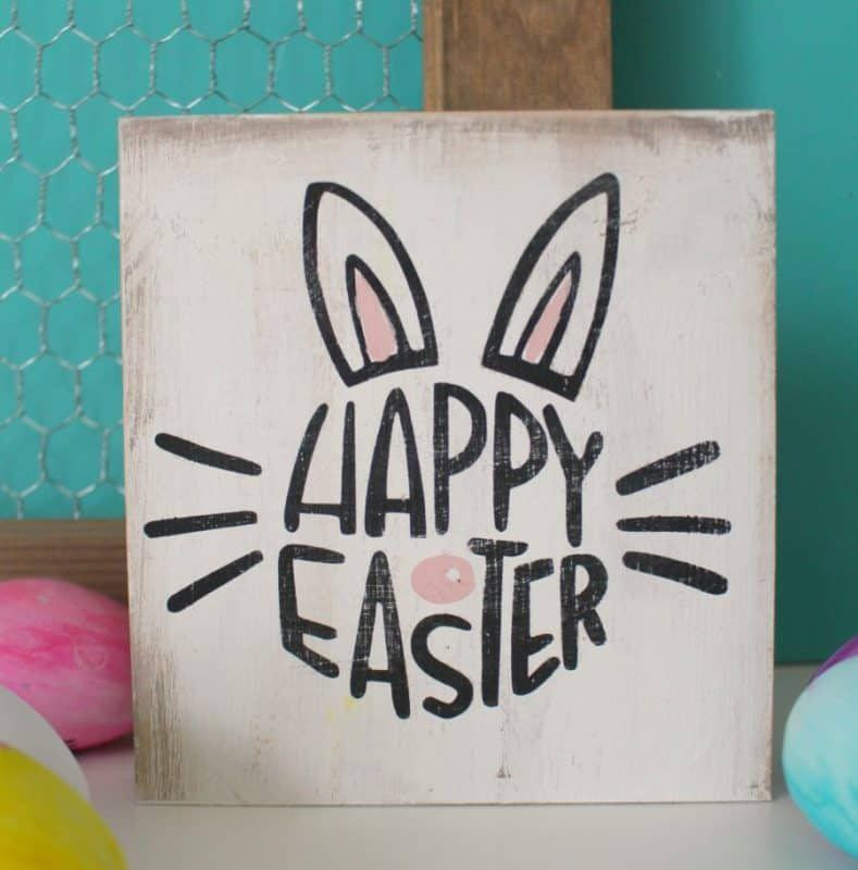 happy Easter Cut files for Cameo or Cricut! - A girl and a ...