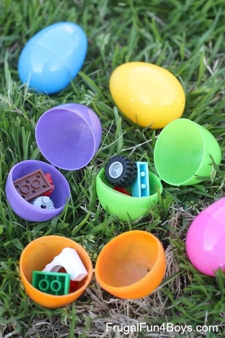 lego egg hunt idea