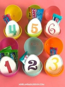Easter Egg Hunt ideas free Printables