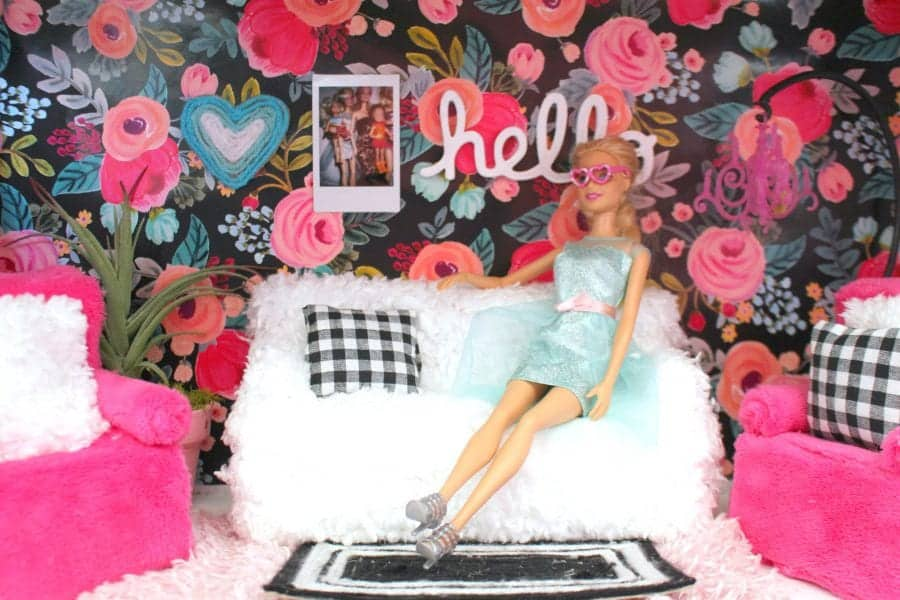Prime Barbie Couch And Chair Diy A Girl And A Glue Gun Short Links Chair Design For Home Short Linksinfo