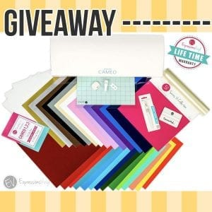 Silhouette Cameo GIVEAWAY!!