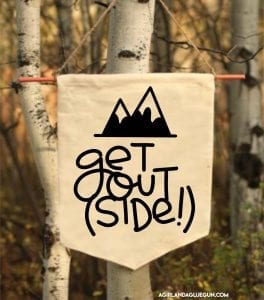 outdoors free svg cut file