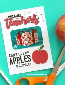teacher appreciation gift idea with free printable 1